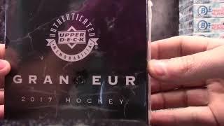 Mostown's 2016/17 Upper Deck Grandeur Hockey Coin Box Break thumbnail