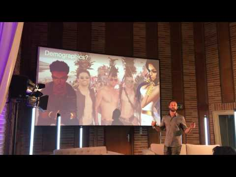 IMVU on Virtual Worlds, Transformational Festival Cultural Ethos, and the future of Social VR
