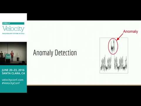 Robust anomaly detection for real user monitoring data - Velocity 2016, Santa Clara, CA