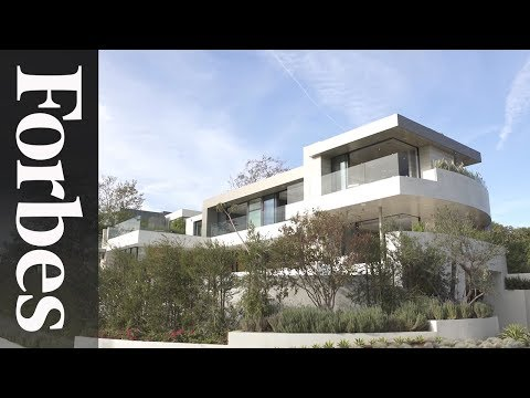 Beverly Hills' Contemporary Estate   Forbes Life
