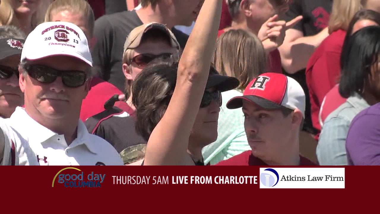 Good Day Columbia Live in Charlotte - YouTube