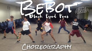 Bebot by Black Eyed Peas [MOVE] 111514