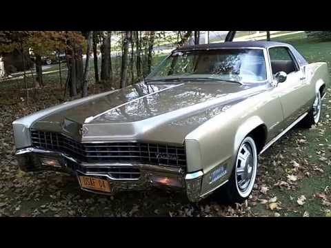 1967 Cadillac eldorado  $45,000  www.supersportmotors.com SOLD