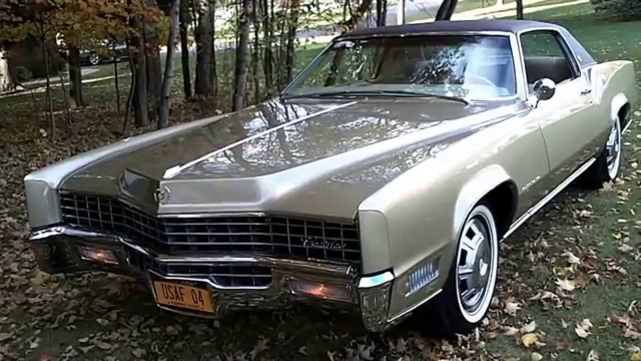 Cadillac Eldorado !!! - YouTube