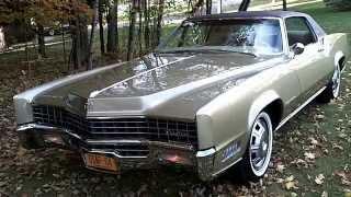 1967 Cadillac eldorado  $45,000  www.supersportmotors.com SOLD