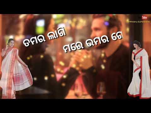 New Sambalpuri Status||Dhoop Saree Lal Bodara||ft-Umakant Barik||Old Song||Romantic Song||