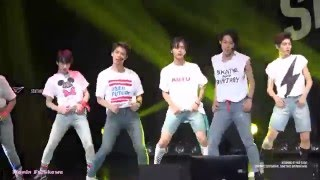 NCT 127 Ft SMrookies Switch Dance Ver