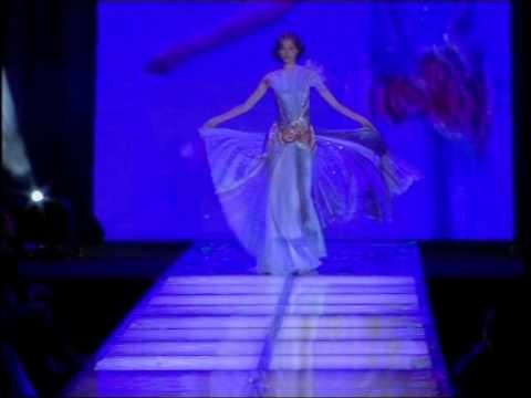 BLANKA MATRAGI - Fashion show 25th Anniversary