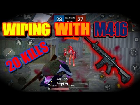 m416-&-vectorteam-death-match-|-tdm-rush---pubg-mobile-by-a,r-gaming-yard