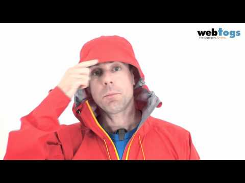 Mountain Equipment Men's Firefox Waterproof Jacket - Lightweight, Breathable Goretex Active Shell