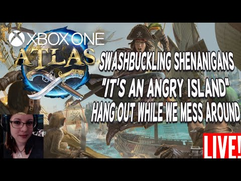 Atlas Game Preview Swashbuckling Shenanigans It S An Angry Island Hang Out While We Mess Around
