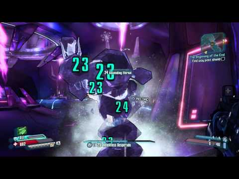 Borderlands: The Pre-Sequel - Walkthrough Part 22: Tycho's Ribs