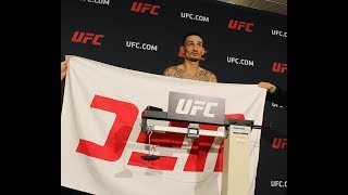 UFC 218 Official Weigh-In Highlights