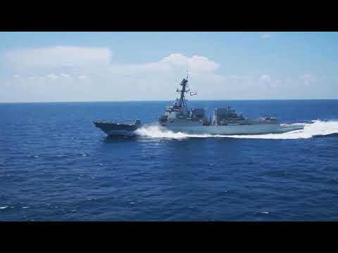 USS Ralph Johnson To Be Commissioned March 24 in Charleston, S.C.