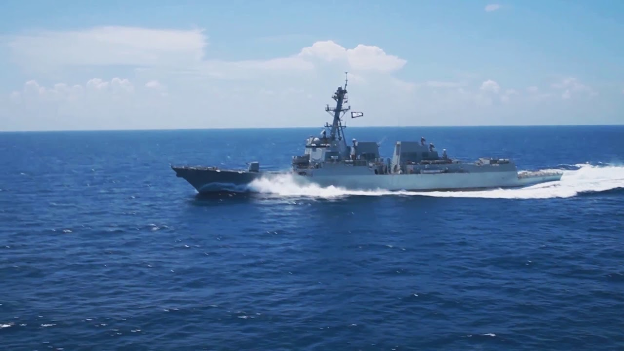 USS Ralph Johnson To Be Commissioned March 24 in Charleston, S C