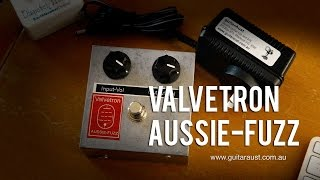 Valvetron: Aussie Fuzz (with EQD Dispatch Master & ROLA JTM45)