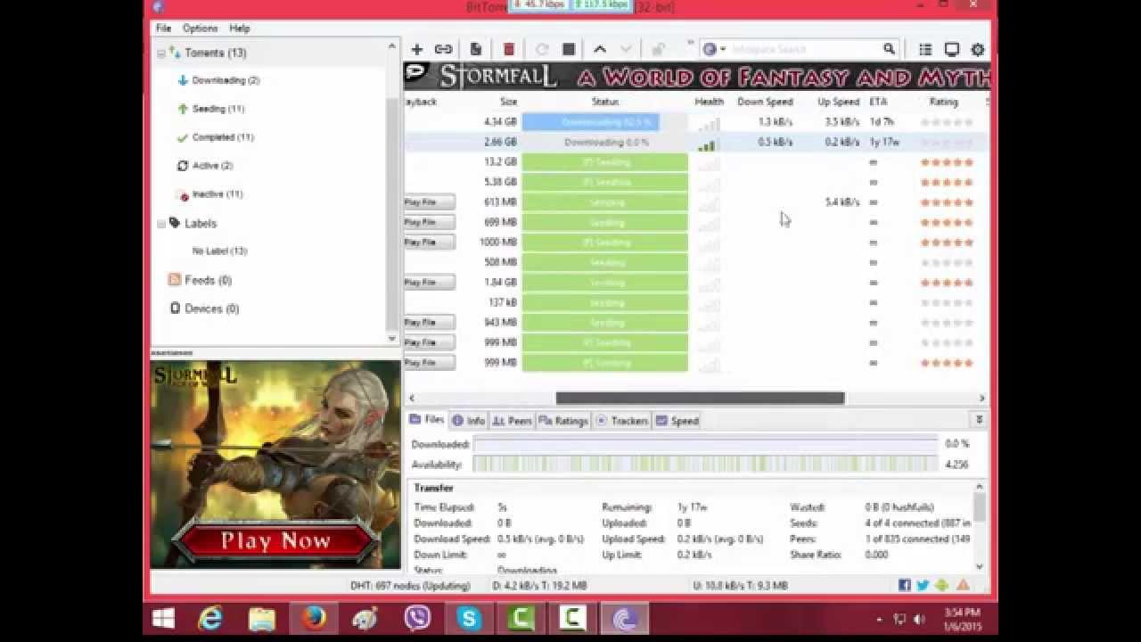 Free tv shows torrent downloads