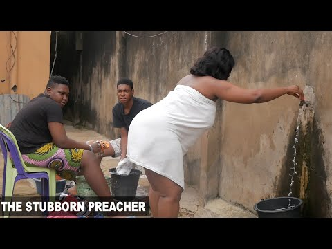THE STUBBORN PREACHER || Ogaflex comedy ft Real house of comedy