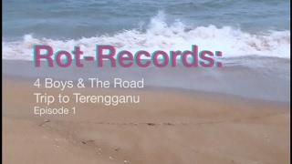 4 Boys & The Road GANU KITA (ep1)