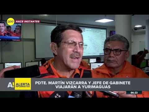 TERREMOTO EN PERÚ | 4 heridos y 26 viviendas afectadas, reportó Defensa Civil