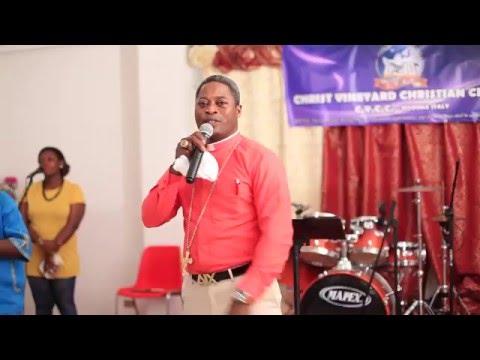 BISHOP PAUL MAC-LOVE ADDO TWENEBOAH | Prayer Point