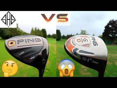 EXPENSIVE VS CHEAP: Ping G400 VS Ping G10 Driver (Review)