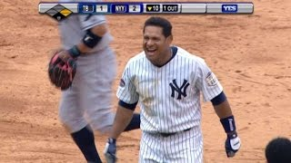 MLB: Abreu hits a double in the gap to walk-off
