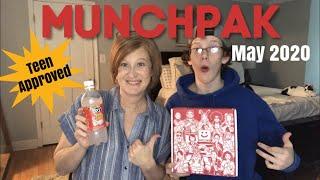 MunchPak | May 2020 | Mom and Son At It Again