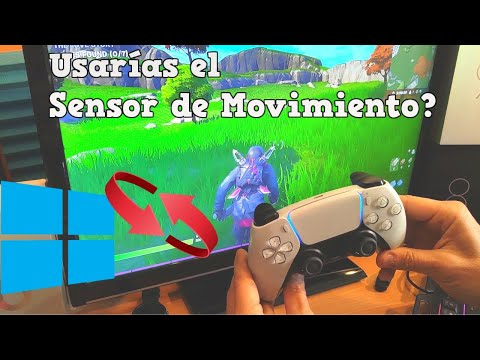 Juega SIN cables con el Mando DualSense de PS5 en PC Windows 🎮