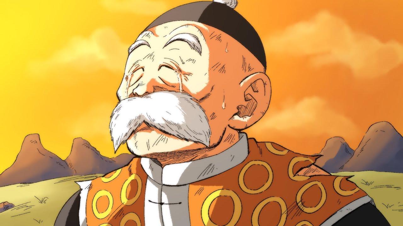 The Day Goku Ended Grandpa Gohan's Life.