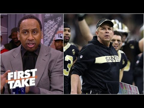 Stephen A. on Sean Paytons handling of missed call: Enough is enough | First Take