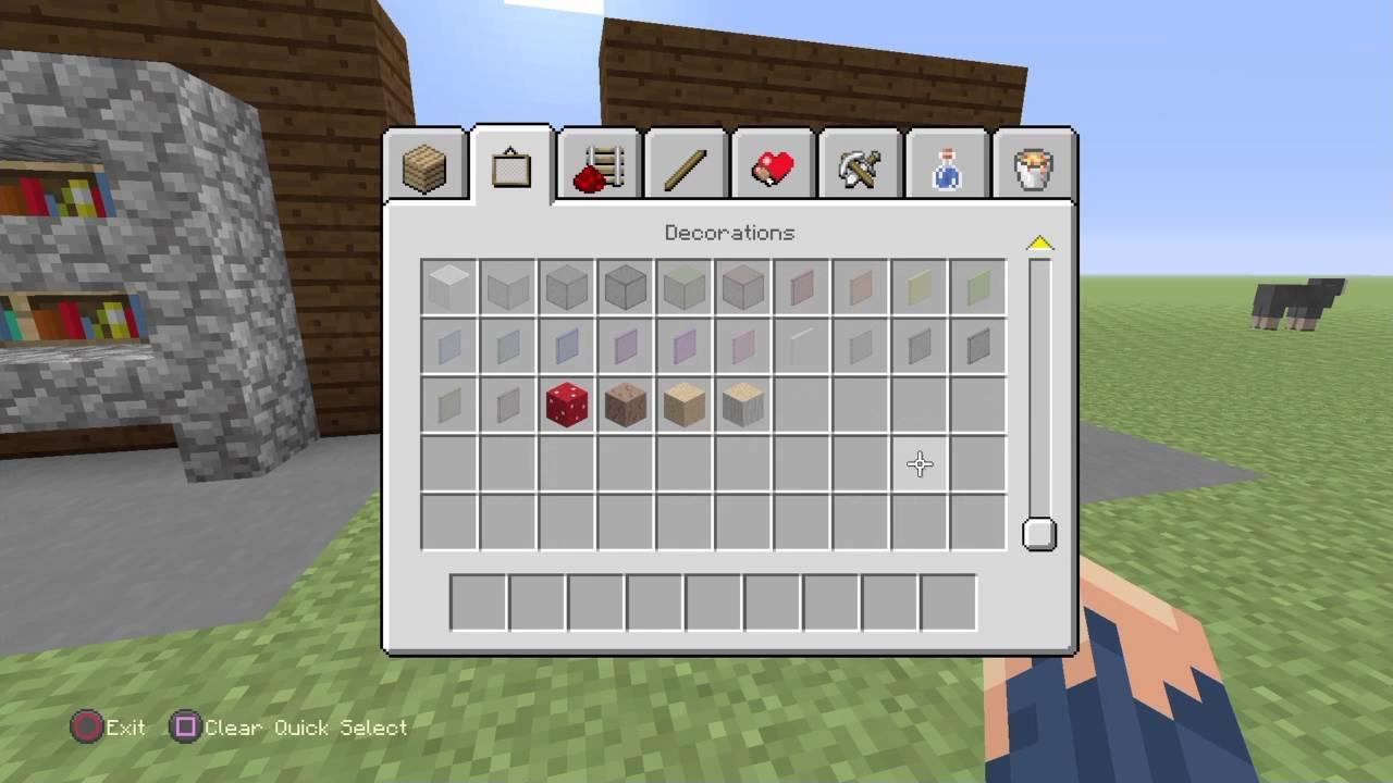 how to make a bookshelf in minecraft. (3 Ways To Make A Book Shelf) Minecraft Ps4 How Bookshelf In