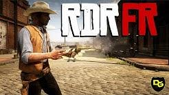Ein neuer Sheriff ist in der Stadt! - RDR:FR #1 - Red Dead Redemption 2 - Deutsch