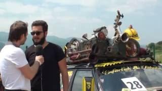 Körfez Pistinde Klasik Arabalar Festivali