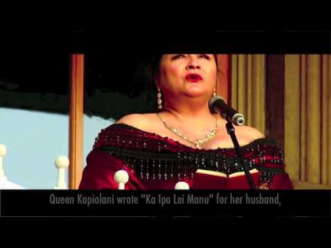 Queen Kapiolani Birthday at the Iolani Palace