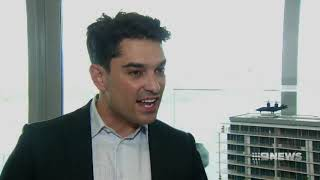 Drone Apartment | 9 News Perth