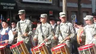 Camden Corps Homecoming 2009
