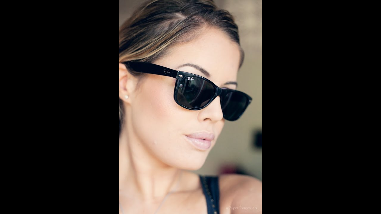 original wayfarer classic ray ban  Ray Ban Original Wayfarer Unboxing (RB2140 - 901S3R) HD - YouTube