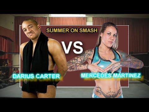 Full Match 6/8/18: Darius Carter vs. Mercedes Martinez