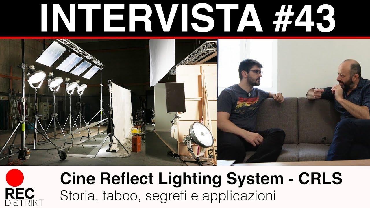 CRLS - Cine Reflect Lighting System   Storia Taboo e applicazioni