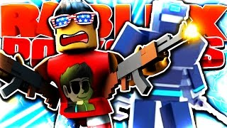 COOL NEW Shooter Game! - POLYGUNS | Roblox