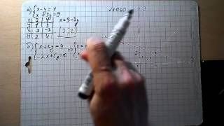 №1060а,б алгебра 7 системы уравнений
