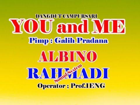 streaming  oleh ALBINO COKEK - Dangdut Campursari YOU and ME Live Singopadu,Sidoharjo,Sragen