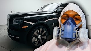 I HAD TO RETURN MY 2020 ROLLS ROYCE CULLINAN BECAUSE OF THIS!