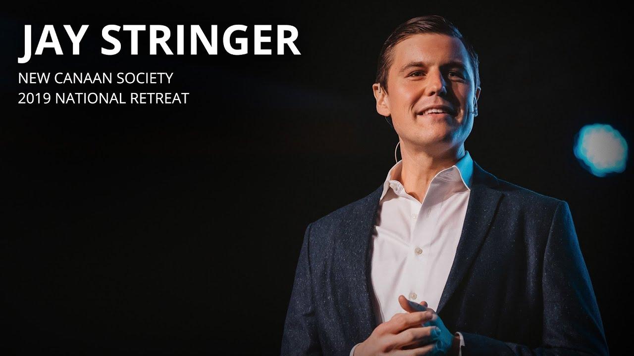 New Canaan Society 2019 National Retreat - Jay Stringer