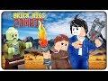 L'ASSALTO DEGLI ZOMBIE LEGO - con Redbox | Brick Rigs - ep. 01 [ITA]