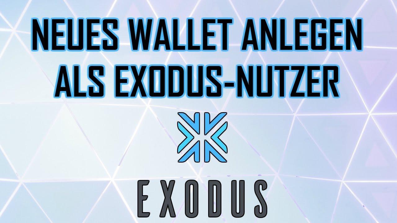 Exodus Wallet Deutsch