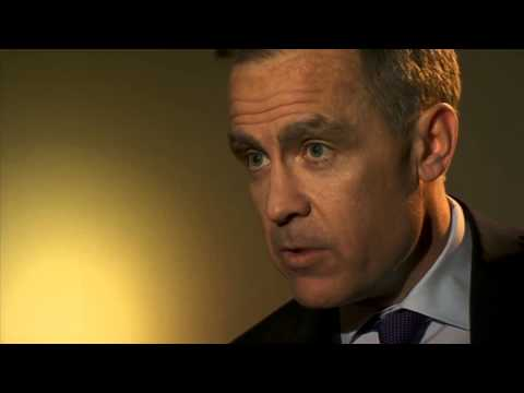 NEWSNIGHT: Jeremy Paxman grills Mark Carney on interest rates