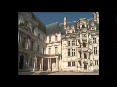 Blois, le château de Blois, Midi en France