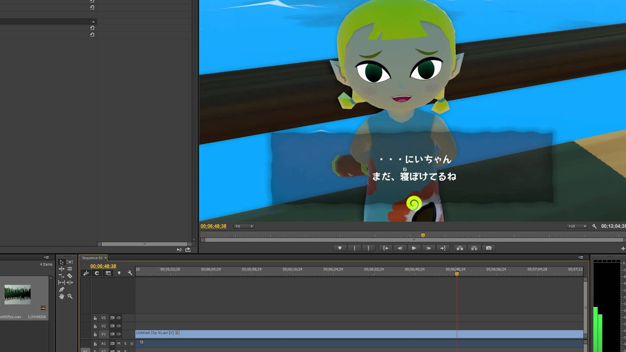 Is Wind Waker HD in 60FPS? No, and here is proof